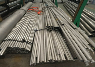 ISO9001 PED Polishing TP304 38mm 19mm Sanitary Stainless Steel Tube