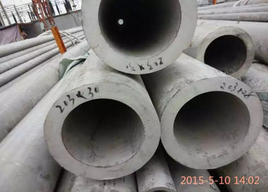 Marine Grade Small / Large Diameter Metric Stainless Steel Pipe Asme Schedule 40 Sch80