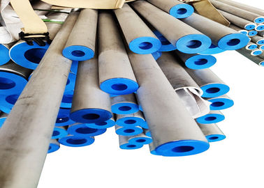 High Strength 304 Grade Steel Stainless Seamless Tube Pipe In Large Stock
